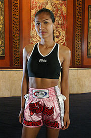Nong Tum is perhaps the most internationally recognised Kathoey for her portrayal in the film Beautiful Boxer.